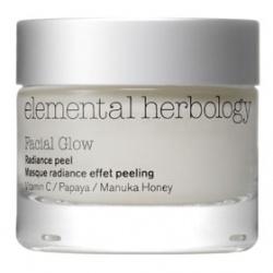 Elemental Herbology 臉部去角質-紅茶酵素明亮去角質霜 Facial Glow Radiance Peel