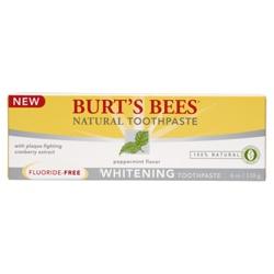BURT`S BEES 小蜜蜂爺爺 牙膏系列-閃亮亮草本牙膏(不含氟)
