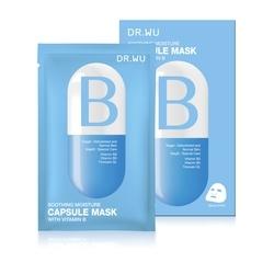保濕舒緩膠囊面膜 SOOTHING MOISTURE CAPSULE MASK WITH VITAMIN B