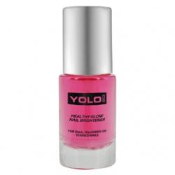YOLO! 指甲油-自然光澤指甲油
