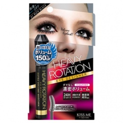 KISS ME 奇士美-開架 Heavy Rotation-Heavy Rotation超捲翹濃密睫毛膏