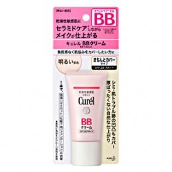 Curel 珂潤 潤浸保濕屏護力底粧系列-潤浸保濕屏護力BB霜SPF28/PA++