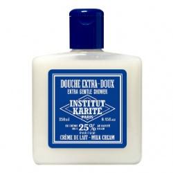Institut Karite Paris 巴黎乳油木 沐浴清潔-乳油木牛奶乳霜沐浴乳  Shea Washing Cream Milk Cream Milk Cream
