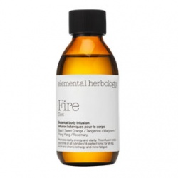 Elemental Herbology 身體保養-火羅勒活力身體按摩油 Fire Zest Botanical Body Infusion