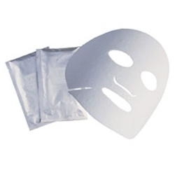Always Black 黑色會 含藥特別美白-美白敷面膜 Whitening Mask