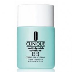 CLINIQUE 倩碧 無油光淨痘系列-無油光淨痘BB霜SPF40/PA+++ Anti-Blemish Solutions BB Cream SPF40/PA+++
