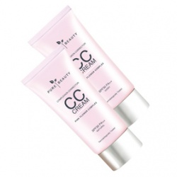 PURE BEAUTY CC產品-無瑕輕裸CC霜SPF30/PA++