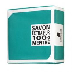 COMPAGNIE DE PROVENCE 愛在普羅旺斯 馬賽皂系列-薄荷柔膚皂 Mint Tea Extra Pur Paper Wrapped Soap
