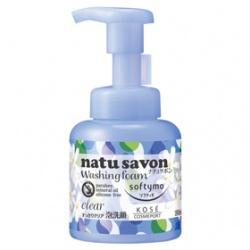 純淨植物泡洗顏(瑩透型) NATUSAVON WASHING FORM(CLEAR)