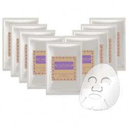 CosTrend 面膜系列-抗皺緊緻蠶絲精華面膜 Anti-Wrinkle & Firming Essence Silk Mask