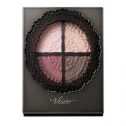 VISEE-晶緞光漾眼影盒