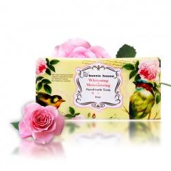 Bonnie House 植享家 沐浴清潔-玫瑰手工皂