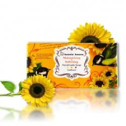 Bonnie House 植享家 沐浴清潔-向日葵手工皂