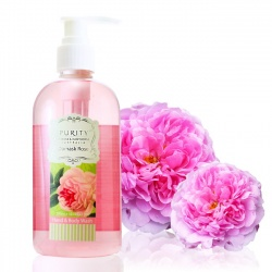 Bonnie House 植享家 極緻純淨系列-潔淨系列大馬士革玫瑰沐浴膠300ml