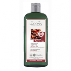 LOGONA 諾格那 洗髮-咖啡因能量洗髮精