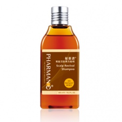 PHARMANO 髮蔓濃 頭髮系列-氧髮活齡素洗髮精
