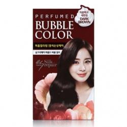 染髮‧燙髮產品-天使光圈香水泡泡染 SILK REPAIR PERFUMED BUBBLE COLOR