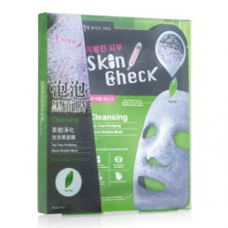 茶樹淨化泡泡黑面膜 Tea Tree Purifying Black Bubble Mask