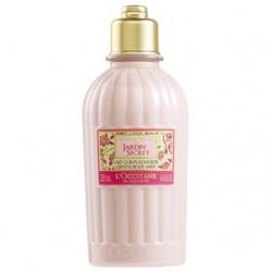 L'OCCITANE 歐舒丹 秘密花園玫瑰香氛系列-秘密花園玫瑰美體乳(限量)