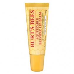 BURT`S BEES 小蜜蜂爺爺 唇部系列-冰旋蜂蠟精華液 Squeezable Beeswax Lip Balm