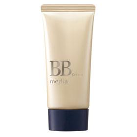media 媚點 粉底液‧粉霜-自然淨潤礦物BB霜SPF35/PA++