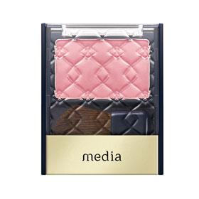 media 媚點 修容-亮采純色修容餅