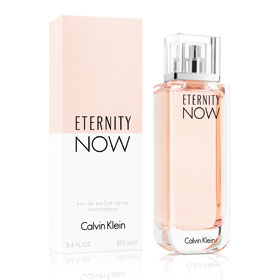 Calvin Klein 女性香氛-ETERNITY NOW即刻永恆女性淡香精