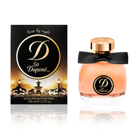 ST DUPONT 法國都彭 女性香氛-夜巴黎女性淡香精 So Dupont Limited Edition for Women