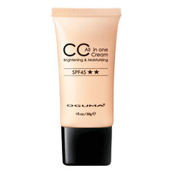 3D多效合一水感CC霜SPF45★★ ALL IN ONE CC CREAM SPF45★★