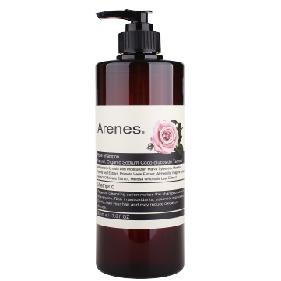 Arenes 阿爾卑斯玫瑰系列-玫瑰香氛植萃洗髮露 ALPS Rose Shampoo