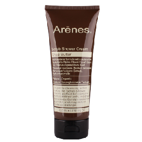 Arenes 乳油木果系列-乳油木果1/2乳霜去角質潔膚乳 Shea Butter Scrub Shower Cream