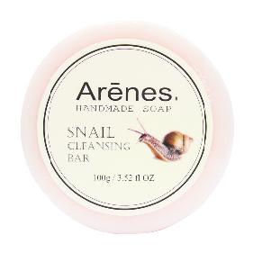 Arenes 手工皂系列-蝸牛晶萃滑絲美膚皂 Snail Cleasing Bar