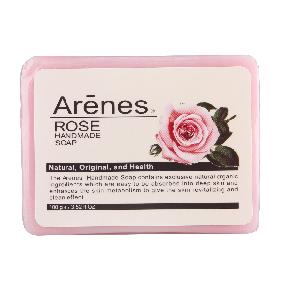 Arenes 手工皂系列-玫瑰香氛植萃手工皂 Rose Handmade Soap