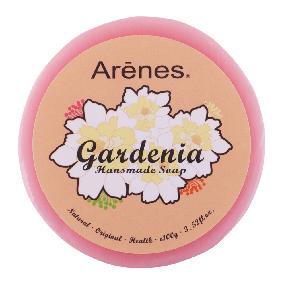 Arenes 手工皂系列-梔子花水嫩美白手工皂 Gardenia Handmade Soap