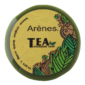 Arenes 手工皂系列-茶多酚極潤保濕手工皂 Tea Handmade Soap