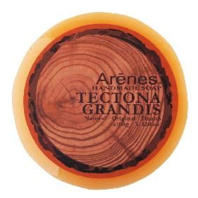 Arenes 手工皂系列-柚木淨化舒敏手工皂 Tectona Grandis Handmade Soap