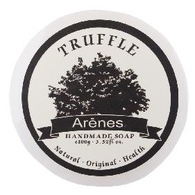 Arenes 手工皂系列-白松露晶亮潤澤手工皂 Truffle Handmade Soap
