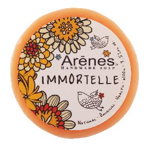 Arenes 手工皂系列-有機蠟菊豐潤手工皂 Immortelle Handmade Soap