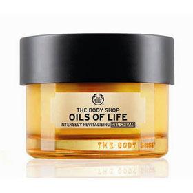 The Body Shop 美體小舖 凝膠‧凝凍-煥顏金萃水凝霜 Intensely Revitalising Gel-Cream
