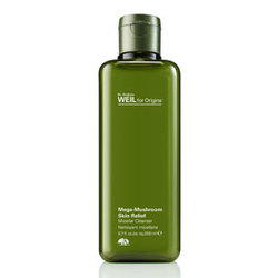 Dr. WEIL青春無敵潔膚液 Dr. Andrew Weil for Origins Mega-Mushroom  Skin Relief Micellar Cleanser