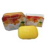 檸檬淨白亮膚皂