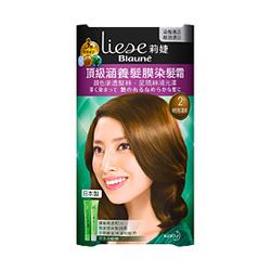 頂級涵養髮膜染髮霜