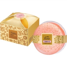 TAIYEN 台塩生技 沐浴清潔-台塩膠原蛋白黃金皂(玫瑰香氛)