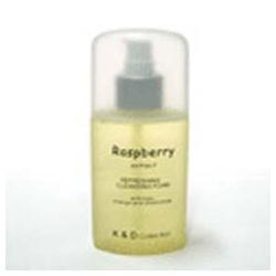 K&D 珂丹 覆盆子細緻小臉系列-覆盆子水果潔顏晶露 Raspberry Refreshing Cleansing Foam