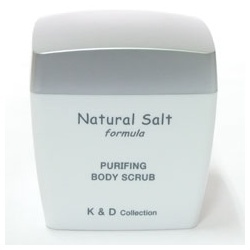 礦鹽身體角質霜 Natural Salt Body Scrub