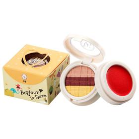 WinkO Cosmetics 葳珂彩妝 彩妝系列-日安塞納河妝點午茶系列 Bonjour! La Seine! Cake Lover's Festival