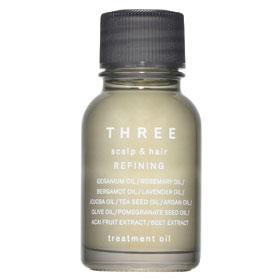 THREE 護髮-極致絲潤精華 Scalp & Hair Refining Treatment Oil