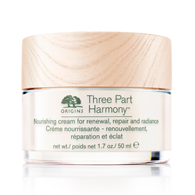 ORIGINS 品木宣言 花顏悅色極致潤澤系列-花顏悅色極致潤澤乳霜 Three Part Harmony Nourishing Cream for renewal, repair and radiance