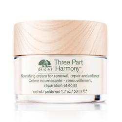 花顏悅色極致潤澤乳霜 Three Part Harmony Nourishing Cream for renewal, repair and radiance