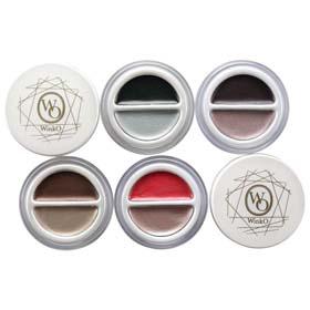 WinkO Cosmetics 葳珂彩妝 彩妝系列-天生一對睛采雙色眼影霜  Sparkle Eyeshadow Duo